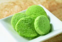 『一茶煉レシピ4』サックリ香ばしい緑茶クッキー