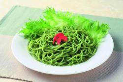『一茶煉レシピ1』風味豊かな緑茶パスタ